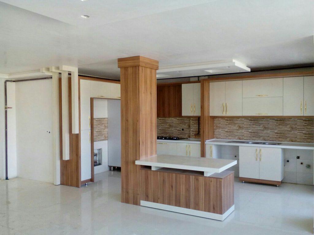 نحوه طراحی کابینت آشپزخانه
