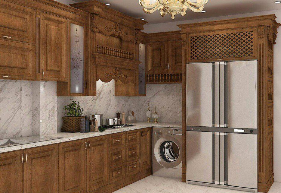 جدیدترین مدل کابینت آشپزخانه 2021