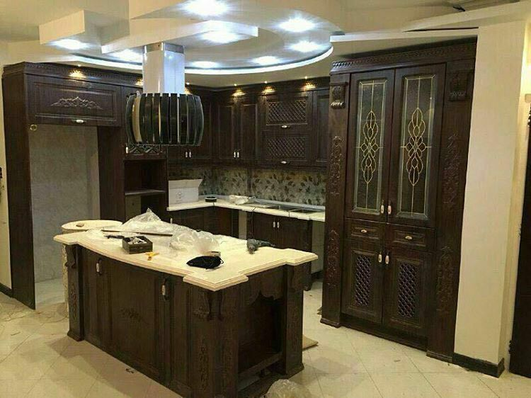 کابینت آشپزخانه قم