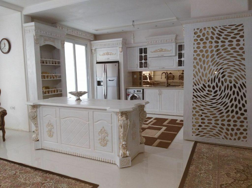 خرید کابینت آشپزخانه در ساوه ( جدید)
