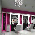 دکور آرایشگاه