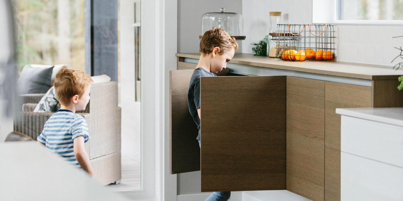 کابینت آشپزخانه در قم