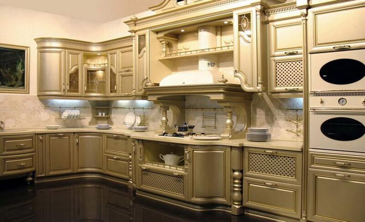 مدل کابینت آشپزخانه در قم + تصاویر